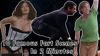 100 Famous Fart Scenes in 2 Minutes