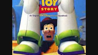 Strange Things Randy Newman Toy Story