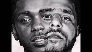 Kendrick Lamar ft J. Cole Type Beat - On the Run