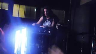 DJ Darksiders - You Can't Handle The Truth live at The Korova in San Antonio, Texas