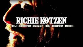 Richie Kotzen Latinoamérica 2017