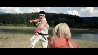 STREET FIGHTER ASSASSIN'S FIST 2014 - Trailer Oficial Español
