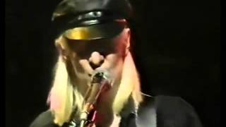 Johnny Winter - Messing with the Kid