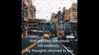 About The Rain Lyrics Ron Pope