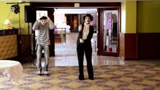 Пантомима Чарли Чаплин