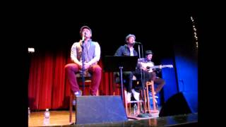 """Elliott Yamin sings  """"Can't Keep on Loving You (From a Distance)"""" at Yoshi's in SF - 12/29/13"""
