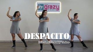 Despacito - Luis Fonsi ft Daddy Yankee - Coreografia - Graziela Di Bianco