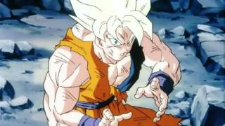 Goku Kamehameha Vs. Broly