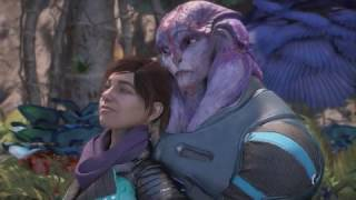 "Jaal X Ryder ""I Don't Wanna Live Forever"" Mass Effect Andromeda"