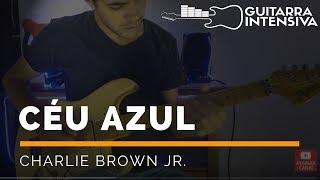 Céu Azul - Charlie Brown Jr. - Versão Guitarra - Rodrigo Ferrarezi