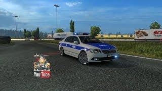 [ETS2 v1.23] Scout Skoda Car (4 Versions)