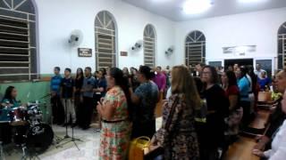 Igreja Evangélica Assembléia de Deus Ministério do Ipiranga em Atibaia-SP _ 28/02/2016