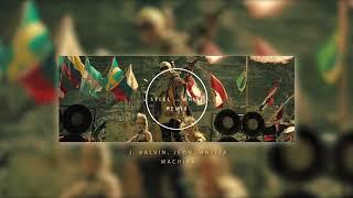 J. Balvin, Jeon, Anitta - Machika ( Steel and White Remix )
