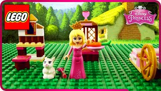♥ LEGO Disney Princess - Sleeping Beauty's Aurora & Bunny Magic Build Movie