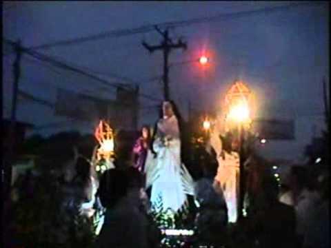 Sabado de Gloria 2011: Procesion de Nuestra Señora de Soledad – San Jose