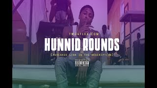 """[FREE] NBA YOUNGBOY TYPE BEAT 2017 """"Hunnid Rounds"""" (Prod. By @two4flex)"""