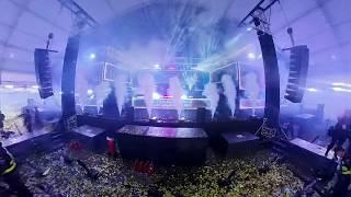 Insta360 ONE - EDM Concert Backstage