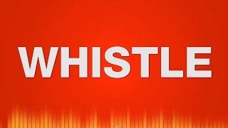 Whistle SOUND EFFECT - Whistling Pfeifen Pfeife SOUNDS