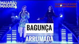 Maiara e Maraisa Bagunça Arrumada DVD 2017 Ao Vivo em Campo Grande