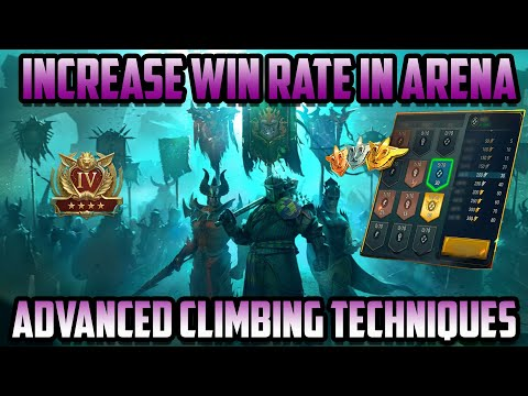 Increase your Arena Win Rate I Raid Shadow Legends