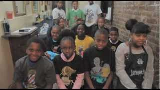 A BARBER'S STORY Feat. Zoe Mega Millions & Swagger Boy NYC Barber Battle III clip #8