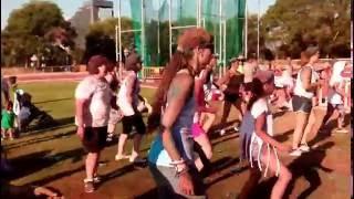 ZumbaColorsBCN2016 - Sacúdete la Arena - Andrés Braganza