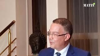 """Fouzi Lekjaa : """"Le Maroc sera au côté du Cameroun pour organiser une CAN d'envergure"""""""