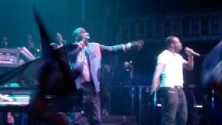 Wyclef Jean Live Tabernacle w/ AKON Sweetest Girl Pt.2