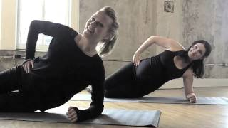 Momma Strong Workout Fitness Video