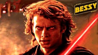 The Forbidden Force Power that Anakin Skywalker Used and Why the Jedi Order Refused It