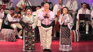 Adrian, Oana si Raluca Stanca cu Orchestra Lautarii din Ardeal - Cantari banatene (Live 2016)