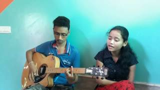 Soch na Sake cover by Puja nd Manish||