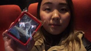 KVLOG 033 | First Movie Theater Experience in Korea: Beauty and the Beast