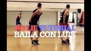 NO LIE Sean Paul ft. Dua Lipa TUTORIAL | BAILA CON LUIS 2017