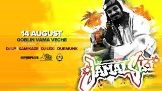 Jamalski Live in România! 14 August 2015 | Goblin Vama Veche