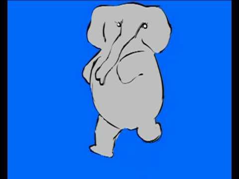 大象(動物狂歡節)