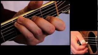 Learn fingerstyle guitar patterns