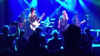 "Rock n' roll night club tributing Claude from Smack ""Buy this town"" 22.9.2016 Tavastia club"