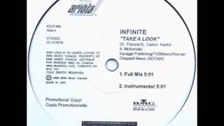 Infinite - Take A Look (Instrumental)
