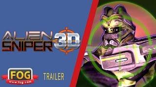 Alien Sniper Game Trailer