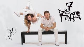 7 Rings - Ariana Grande | Sofie Dossi & Matt Steffanina