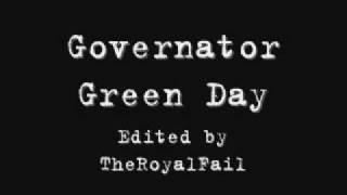 Green Day - Governator on Speed