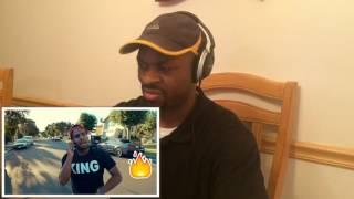 Futuristic - King Speech #OneTake (Queen's Speech Remix)Reaction