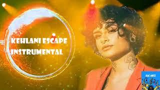 Kehlani Escape Filtered Instrumental
