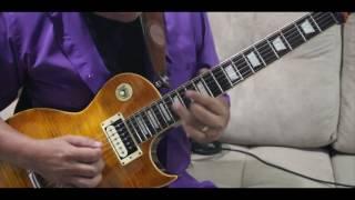 Solo da Guitarra Com Bruno Liberato (Hino Tempo de Cantar - Gerusa Barros)