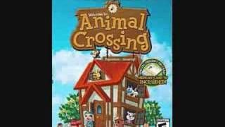Animal Crossing Population Growing: A rainy day