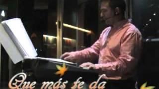 Que más te da. GAUDYA (live  -  directo) [Camilo Sesto]