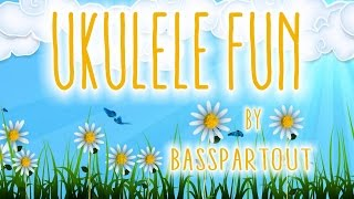 Ukulele Fun - Happy Instrumental Background Music for Video
