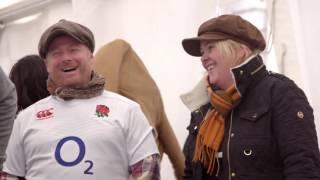 England Rugby fan story - Paul