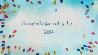 Peratallada Sol y Luna 2016